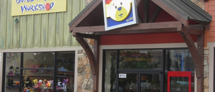 Build-A-Bear | Pigeon Forge, TN