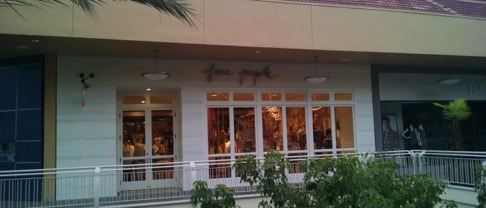 Free People  |  San Diego, CA