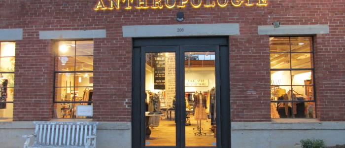 Anthropologie   Charlotte, NC